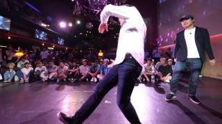 日吉のバンバーバ vs 国民年金 Beat Around vol.18 慶應大 ダンスサークル Revolveイベント