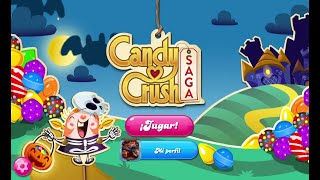 Candy Crush Saga Level 8165 Ultimo Nivel