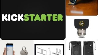 Лучшие проекты Kickstarter / Best of KickStarter  (19.08)