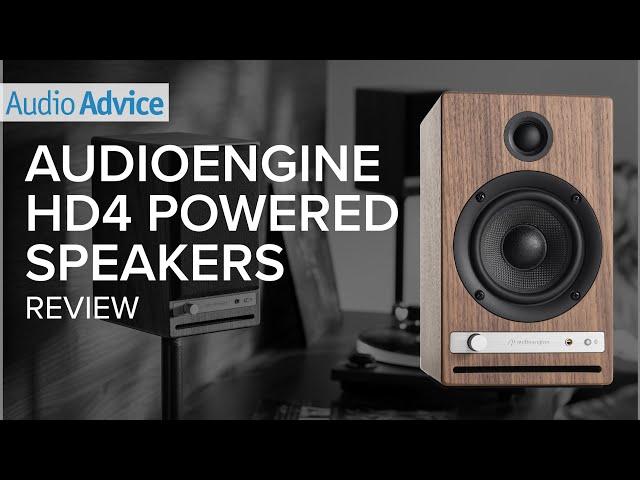 Video of Audioengine HD4