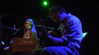 Mark Olson and Ingunn Ringvold live at Paradiso in Amsterdam Oct 2010 - part 2 of 5