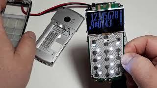 Мелкий ремонт телефона Emporia Talk. Восстановил прикольный бабкофон