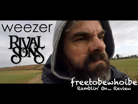Weezer - the Teal Album/ Rival Sons - Feral Roots Review/Reaction