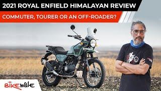 2021 Royal Enfield Himalayan Tripper Navigation Review   Commuter, Tourer, Or Off-Roader   BikeWale