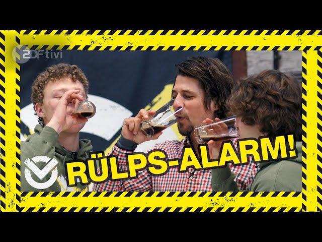 Der lauteste Rülps - Checkpoint (ganze Folge) | ZDFtivi