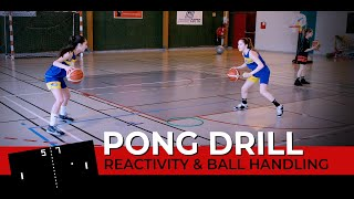 FIRST DÉFI : THE PONG DRILL⬇️