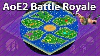 AoE2 Battle Royale!?