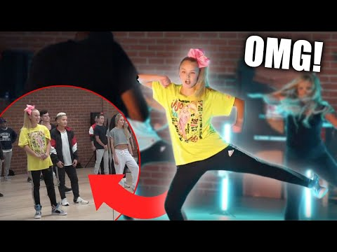 I TOOK A PROFESSIONAL DANCE CLASS IN LA!!! (It's been 4 YEARS)