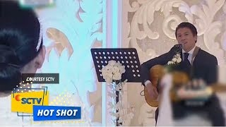 Kejutan Di Acara Dinner Silaturahmi Syahrini & Reino Barack   Hot Shot