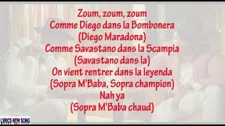 Soprano Ft Niska Zoum (Paroleslyrics)