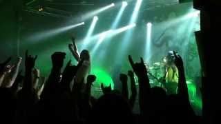 preview picture of video 'Finntroll - Trollhammaren (Live performance Aarhus Denmark)'