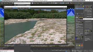 Scatter Texture Variation Rollout 3dsmax Plugins