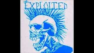THE EXPLOITED   RAGE AGAINST TIME EP 1986