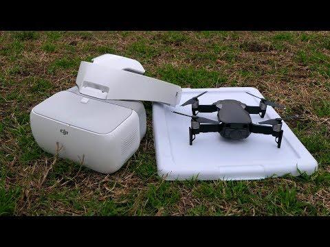 Mavic Air With DJI Goggles