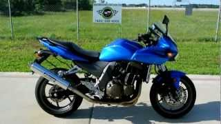 2005 Kawasaki Z750S ZR750 Z750 Z7S : Overview and Review
