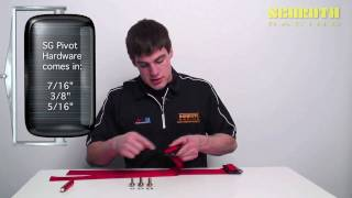 Schroth Training #5 B63 and B40 Hardware in HD!