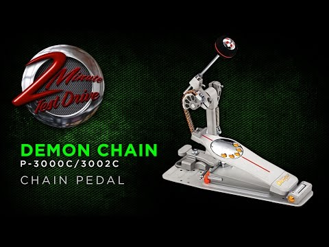 Demon Chain Drive Pearl Drums