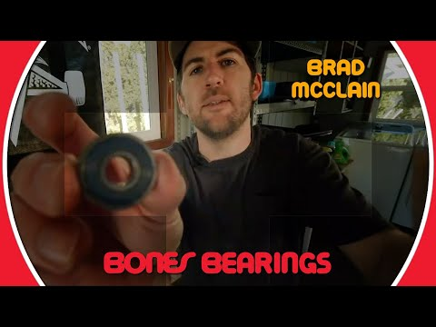 Brad McClain Bearing Cleaning
