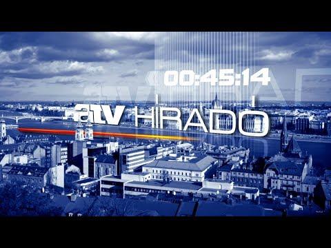 Híradó - 2018.10.09. (teljes adás) letöltés