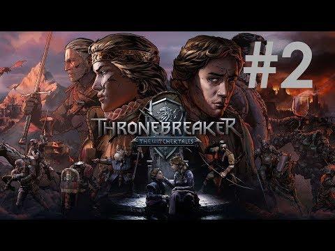 Thronebreaker: The Witcher Tales - Nekrofág (#2)