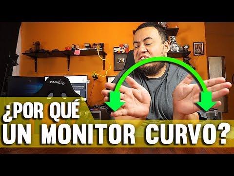 ¿Sirven los monitores curvos o son puro marketing?