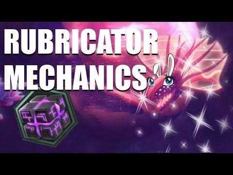 Stellaris - Rubricator Mechanics (It's Next To The Empress's Lilac Ribbon)