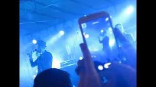 Subsonica - Preso Blu (live Murazzi on the Road)