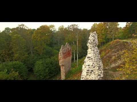 Ruins of the Viljandi Order Castle, Esto