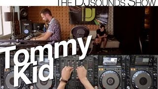 Tommy Kid - Live @ DJsounds Show 2013