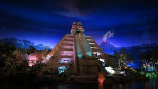 Having Dinner In Mexico In EPCOT (San Angel Inn Waterside Table) & Our Review!!!