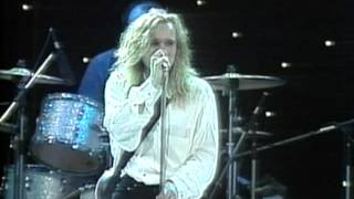 Festival de Viña 1990, Cheap Trick, Don´t be cruel