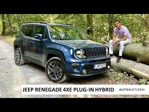 Jeep Renegade 4xe (240 PS) 2020: Plug-in Hybrid mit Allrad im Review, Test, Fahrbericht