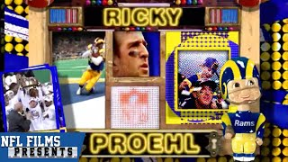 Ricky Proehl: Veteran WR Who Took the Rams to the Super Bowl | NFL Films Presents