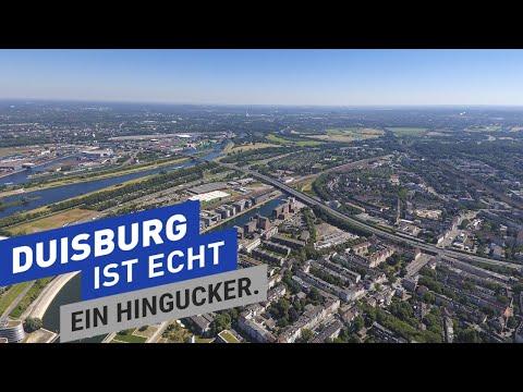 Hoch hinaus! Erleben Sie Duisburg aus der Luft.