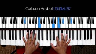 H.E.R. - I Won't EASY PIANO TUTORIAL