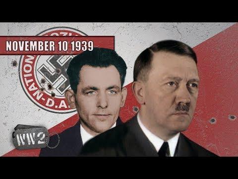 Nezdařený atentát - Druhá světová válka
