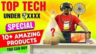 Top Tech Gadgets Under Rs. XXXX - Special Episode