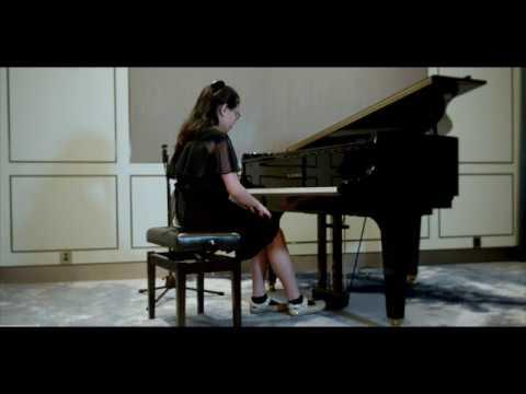 "FELICIA TAN HARINA plays Levi Gunardi's ""LOVE"""