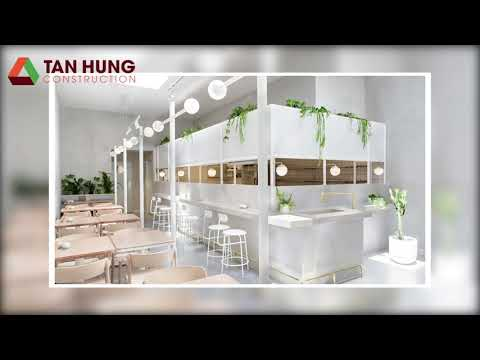 Cẩm Nang Thiết Kế Quán Cafe Đẹp Năm 2021