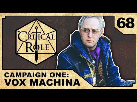 Cloak and Dagger | Critical Role RPG Show Episode 68