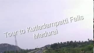 Kutladampatti Water Falls, Madurai