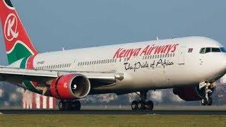 Kenya Airways launches US direct flights