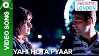 Yehi Hota Pyaar Hai Kya | Namastey London   - YouTube