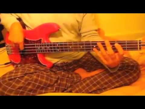 Bruce Thomas Bass Cover - Men Called Uncle
