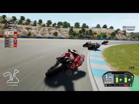 MotoGP 21 : Premier trailer de gameplay
