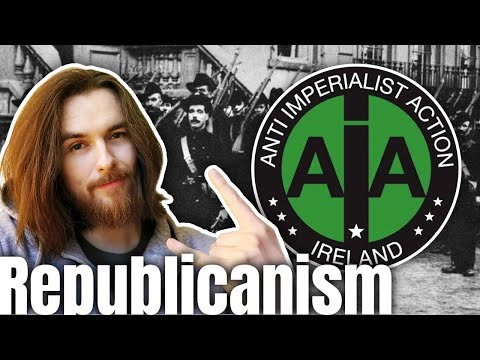 Republicanism and Marxism w/Anti-Imperialist Action Ireland