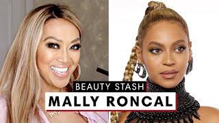Celebrity Makeup Artist Mally Roncal's MAJOR Beauty Stash   The Beauty Show   Harper's BAZAAR