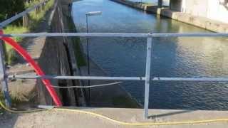 preview picture of video 'Verovering van de Stop van Ternaaien. Zichtbare sporen.'
