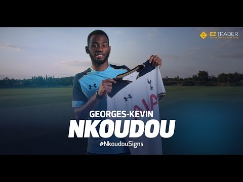 Georges-Kévin Nkoudou - Welcome to Fenerbahçe ! - Amazing Goals & Skills - 2016 - HD