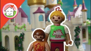 Playmobil Film Deutsch Silvester Im Schloss / Kinderfilm / Kinderserie Von Family Stories